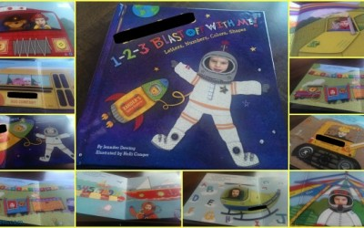 I See Me Personalized Storybook & Coloring Book Review