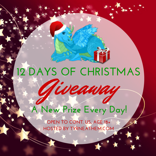 Enter the 12 Days of Christmas Post 1 Giveaway.