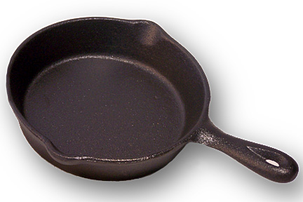 {Domestic Dunce} How To Season Your Cast Iron Pans