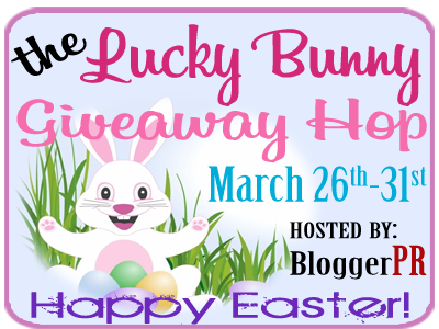 {Giveaway & Blog Hop} The Lucky Bunny ~ YumEarth Natural Sour Beans (3/26-3/31)