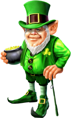 {Witty Wednesday} St. Patrick's Day Riddles for Kids