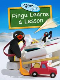 Pingu Learns A Lesson DVD Review