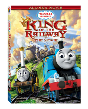 Thomas & Friends: King of the Railway the Movie DVD Review