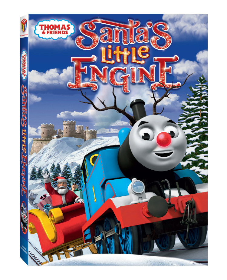 {Review} Thomas & Friends: Santa's Little Engine