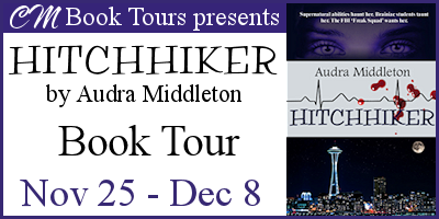 Hitchhiker by Audra Middleton Book Tour & Review