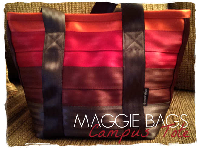 Maggie Bags Campus Tote Now in Exciting NEW Colors!