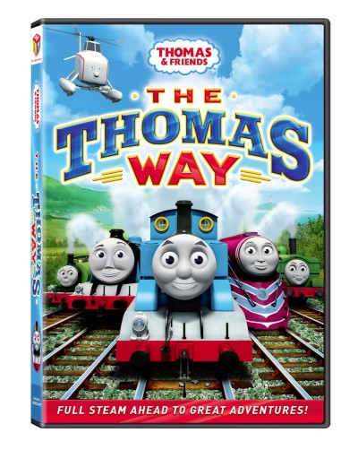 {Review} Thomas & Friends®: The Thomas Way DVD