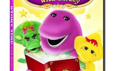 {Review} Barney®: Story Time with Barney