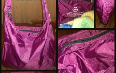 {Review} ChicoBag ~ Fashionable Reusable Bags & Totes