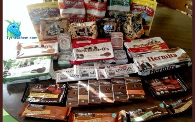 {Review} Newman's Own Organics ~ Snacks & Sweets