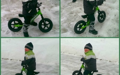 {Review} STRIDER Balance Bikes ST-4