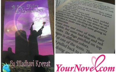 {Review} Your Novel Personalized Romance Novels ~ A Ren Faire to Remember