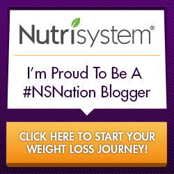 Nutrisystem Week One Wrap-Up & Weigh In