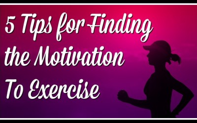 5 Tips for Finding the Motivation to Exercise