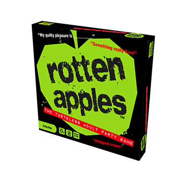 {Holiday Gift Guide Review} Rotten Apples Party Game
