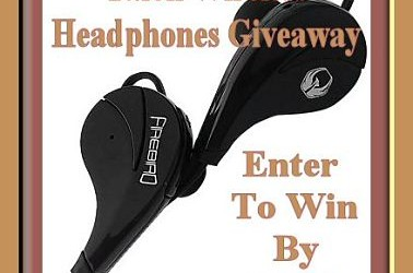 {Giveaway} Talon Wireless Headphones ♥ Did you win? Ends November 30th. Open to US residents ages 18+ only.
