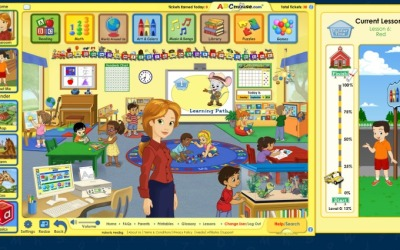 {Review} ABCmouse