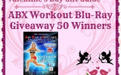Enter to Win the ABX Workout Blu-Ray Giveaway ⚬ Ends February 14
