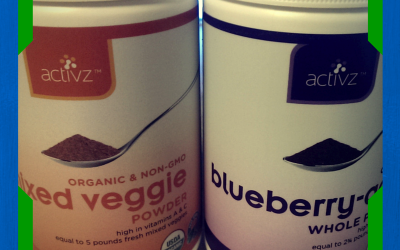 I had the chance to #review Activz whole-food produce powders! #Nutrition simplified.
