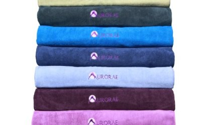 ENDS TOMORROW! Aurorae Yoga #giveaway! Enter to #win an Aurorae Sport/ Yoga Mat Towel! (Ends Oct 26)