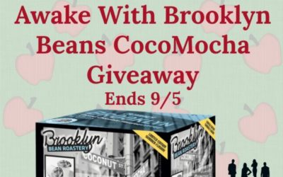 Awake With Brooklyn Beans CocoMocha Giveaway (Winner To Be Announced)