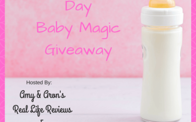 Womb to Walking Baby Gift Guide National Baby Day Baby Magic Giveaway (Congrats, Lorrie!)