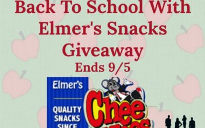 Elmer's SnacksLunch Box Special and a New Orleans T-shirt Giveaway (Congrats, W. Watson!)