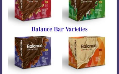Balance Protein Bars Giveaway ⚬ Ends Sep 1