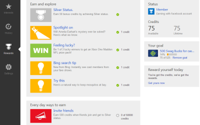 Bing Rewards: The Money-Maker You May Not Be Taking Seriously