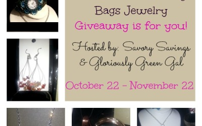 BookSwag Bags #giveaway! Enter to #win an assortment of jewelry from BookSwag Bags! (Ends Nov 22)