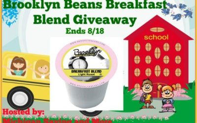 Back To School Brooklyn Beans Breakfast Blend Giveaway • Ends Aug 18