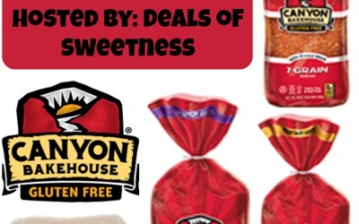 Did you see this? Enter to #win with the Canyon Bakehouse #giveaway! (Ends Sep. 27)