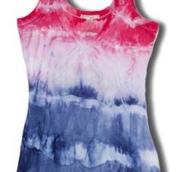 ENDS TOMORROW! Enter to #win a Tie Dye Tank Top with the My Denim & Lace #giveaway! (Ends Sep 21)