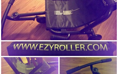 {Holiday Gift Guide Review} EzyRoller