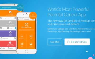Be Smart on the Roads with FamilyTime Parental Control App