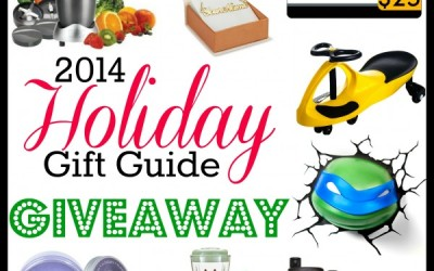 Another great Holiday Gift Guide #giveaway! Great prize package including NutriBullet & Amazon gift card! (Ends Nov 30)