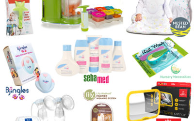 Here Comes Baby Giveaway with over $708 in Prizes ⚬ Awaiting Winner Announcement
