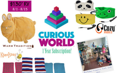 Bloggers Wanted for It's Fun to Be a Kid Giveaway