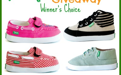 {Giveaway} Keep Vegan Kid's Shoes ~ Winner's Choice (Apr 23 to May 8/ US)