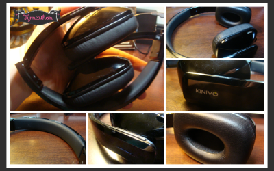{Review} Kinivo BTH410 Hi-Fi Bluetooth Stereo Headset