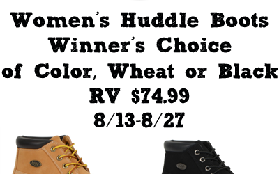Lugz Women's Huddle Boots Giveaway ⚬ Congrats Christy!