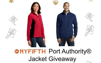 #NYFIFTH Port Authority Jacket Giveaway ⚬ Congrats Christina!