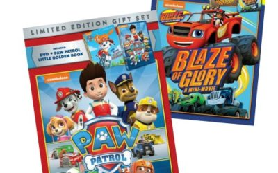 Would You Like to Win a Blaze & The Monster Machines DVD? #HealthToYourHeart ⚬ Ends February 28