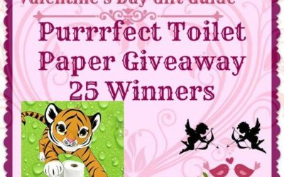 Enter to Win the Purrrfect Toilet Paper Giveaway ⚬ Awaiting Winner Announcement
