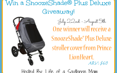 Enter to #win! It's a SnoozeShade Plus Deluxe #giveaway! (Jul 22 to Aug 5/ US)