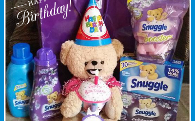 It's a Snuggle Bear 30th Birthday Celebration #giveaway! Enter to #win a Snuggle Gift Basket! Open to US & ends Sep. 25!