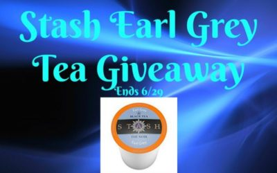 Stash Earl Grey Tea Giveaway (Ends June 29/ US)