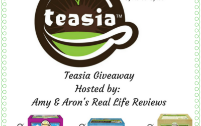 Teasia Tea Variety Individual Cups Giveaway with 3 Winners ⚬ Ends Sep 26