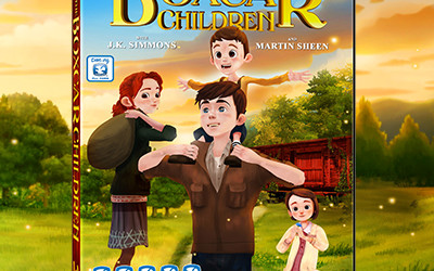 The Boxcar Children #Giveaway! Enter to #win The Boxcar Children Collector's Edition DVD! (Aug 21 to Sep 3/ US & CAN)