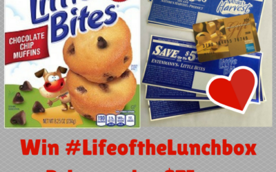 #LifeoftheLunchbox Giveaway Featuring Entenmann's, Nature's Harvest & $25 Amex Card ⚬ Congrats Steve!